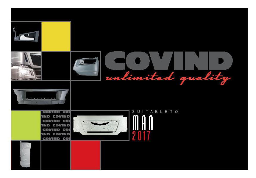 Covind Man